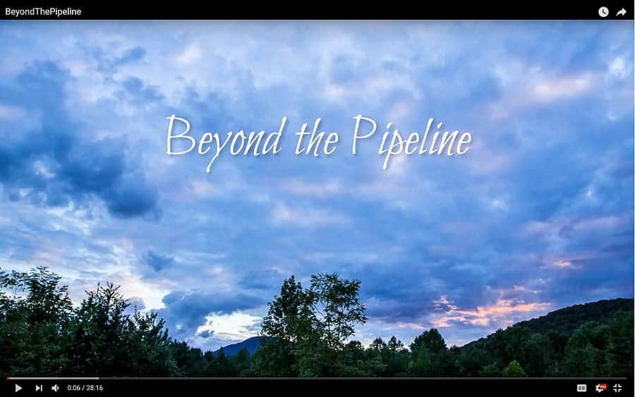 Beyond the Pipeline