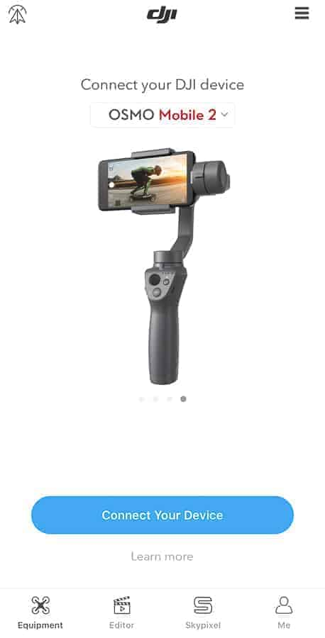 Hands on Review of the DJI Osmo Mobile 2 – Improve Photography