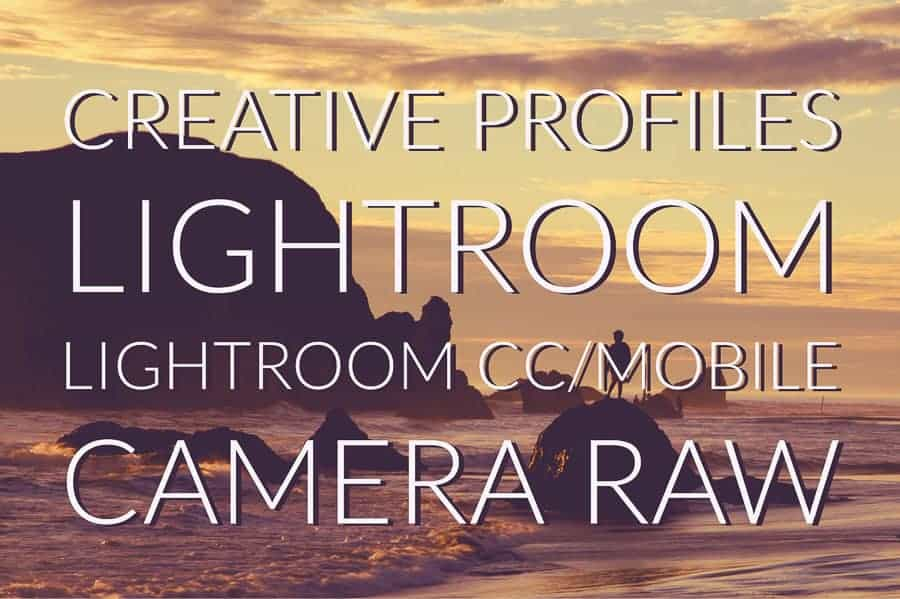 How to Make Your Own Camera RAW Profiles for Lightroom and Camera