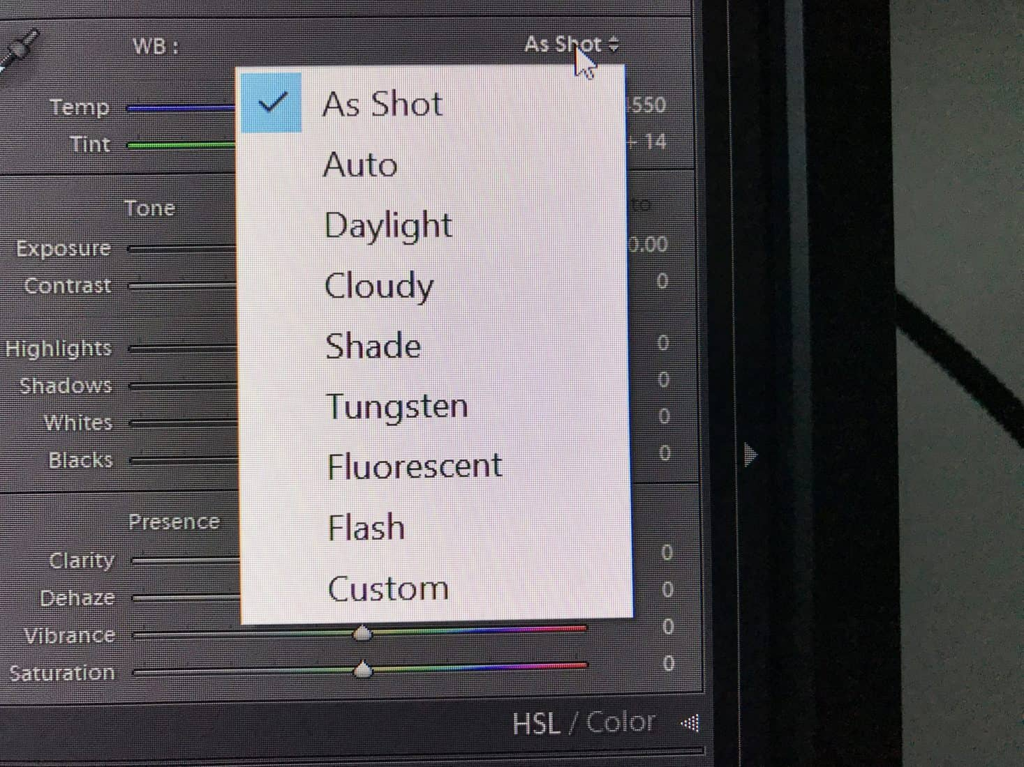 adobe lightroom convert to jpg