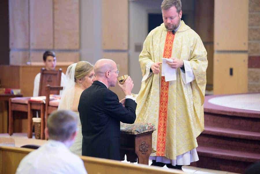 catholic mass wedding