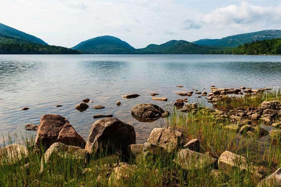 Eagle Lake or Jordan Pond?
