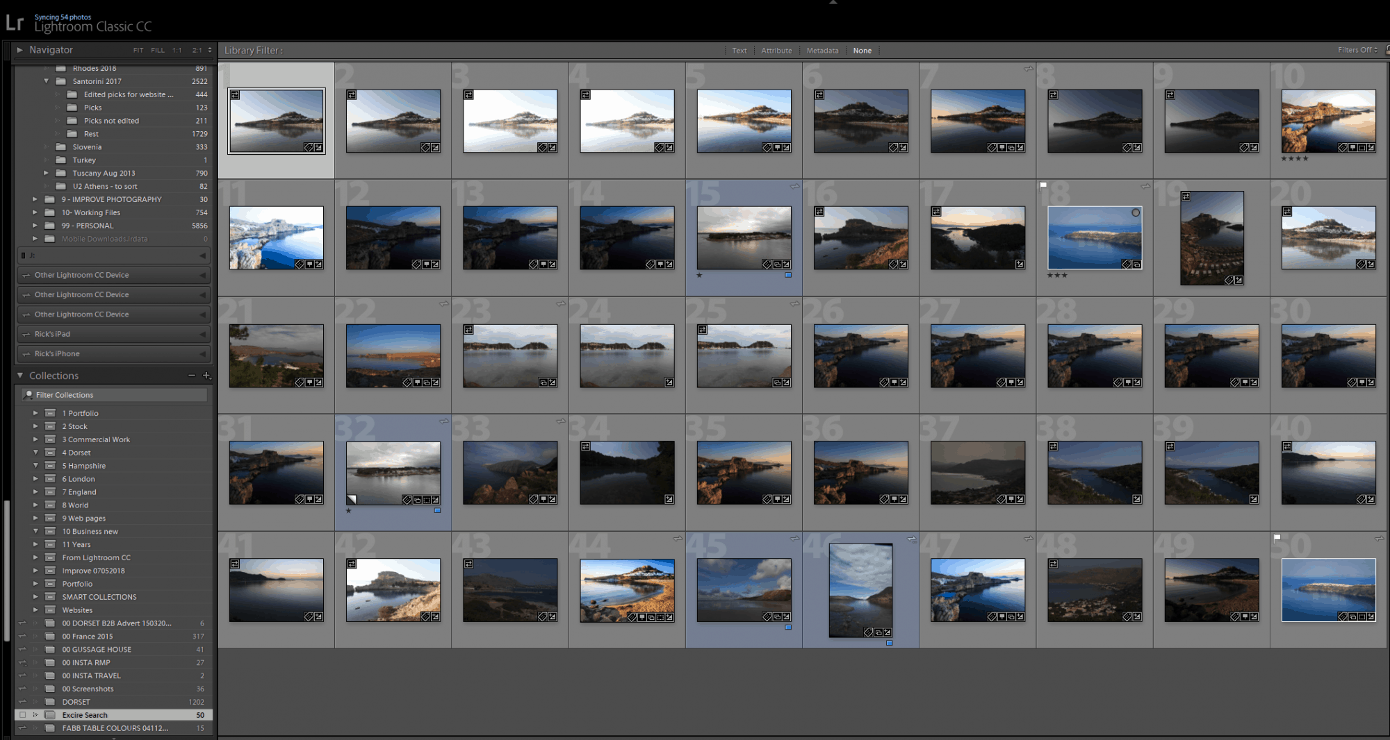 Advanced searching in Lightroom Classic with Excire Search