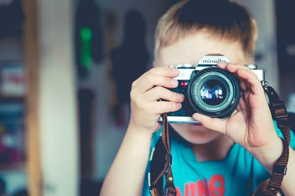 Best Digital Camera for a Kid